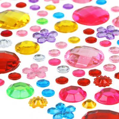 503-458 LADECOR Наклейка декоративная, ПВХ, 28х10,5см, 10 цветов
