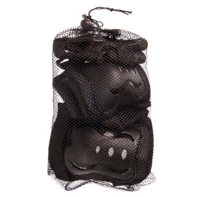129-121 Набор защиты (колени, локти, запястья), размер M, 4 цвета, арт.LF-0220
