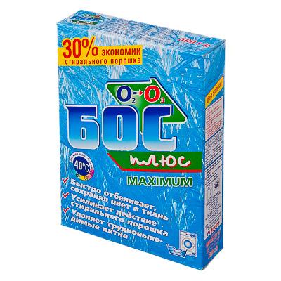 957-005 Отбеливатель Бос плюс к/у 300гр