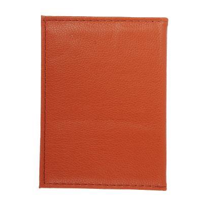 334-040 Обложка для паспорта, ПВХ, 10х14см, 5 цветов, арт.DC2016-01