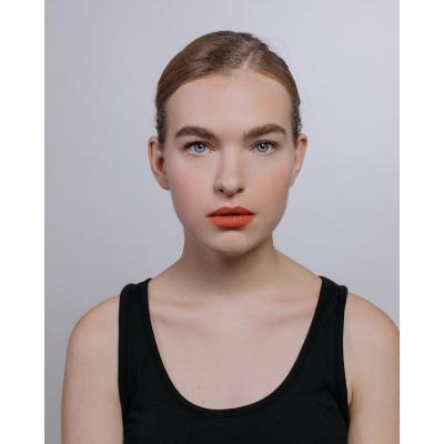 357-068 Кисти для макияжа ЮниLook, 5 шт, ворс нейлон, 13,5 см, 3 дизайна