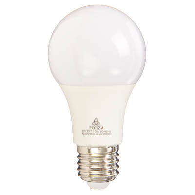 935-066 PROMO Лампа светодиодная A60 8W, E27, 650lm 4200К