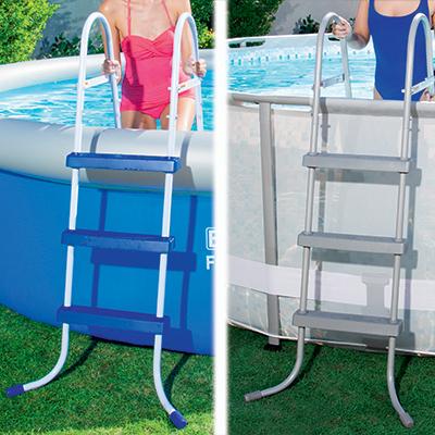 107-125 BESTWAY Лестница для бассейнов 107см, арт.58394