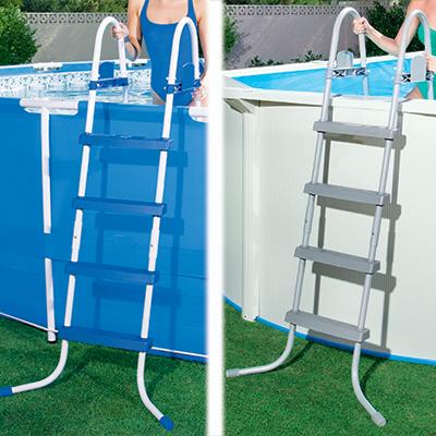107-126 BESTWAY Лестница для бассейнов 122см, арт.58395
