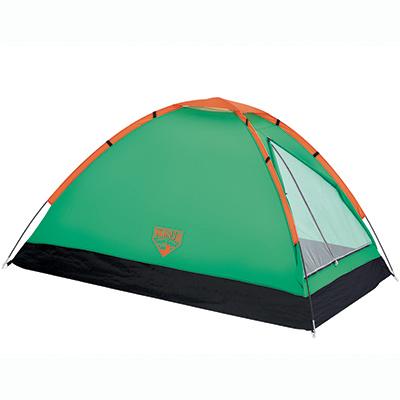 107-136 Палатка 3-местная BESTWAY 68010 Plateau 210х210х130 см