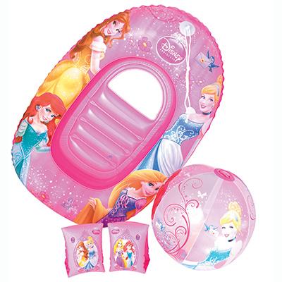 107-150 BESTWAY Набор пляжный Disney Princess, арт.91054