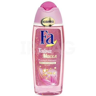 951-014 Гель для душа Fa Тайна масел Розовый жасмин п/б 250 мл