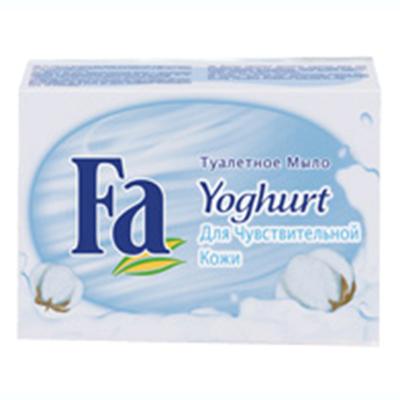 952-021 Мыло твердое Fа Yoghurt для чувствительной кожи к/у 90г