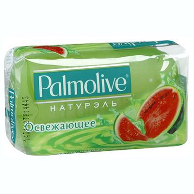 952-028 Мыло твердое Palmolive Освежающее Летний арбуз к/у 90г