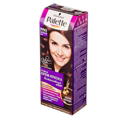 972-021 Краска для волос Palette WN3 Золотистый кофе к/у 100 мл 2114775