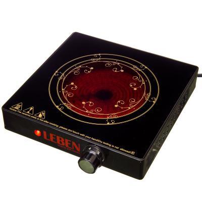 475-163 Плитка LEBEN 1200 Вт, 165 мм, стеклокерамика