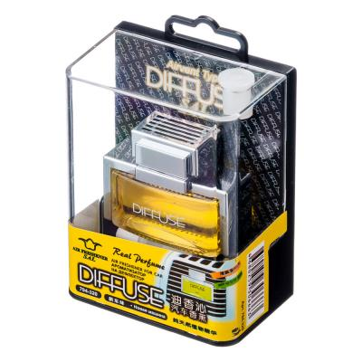 "794-320 Ароматизатор в машину на дефлектор, аромат новая машина, ""Diffuse"" NEW GALAXY"