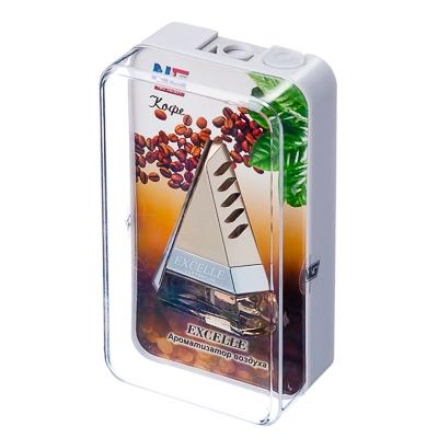 "794-325 Ароматизатор в машину на дефлектор, аромат кофе, ""Excelle"" NEW GALAXY"