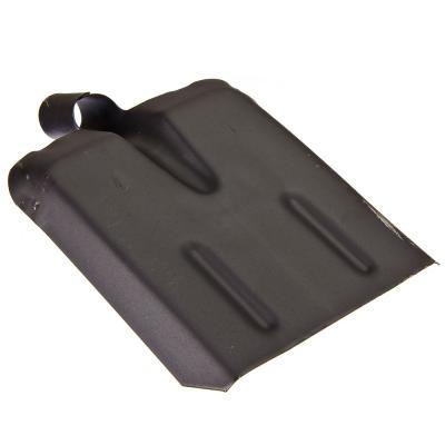 187-013 Лопата совковая 28x22,5cм, 1,5мм, сталь 5сп, б/ч