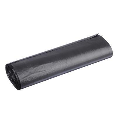 449-033 GRIFON Мешки для мусора 120л, 14 мкм, ПНД черные, 10шт в рулоне, 101-008