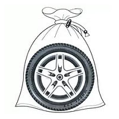 771-236 NEW GALAXY Набор мешков для колес на завязках, R13-R22, спандбонд, 4шт.