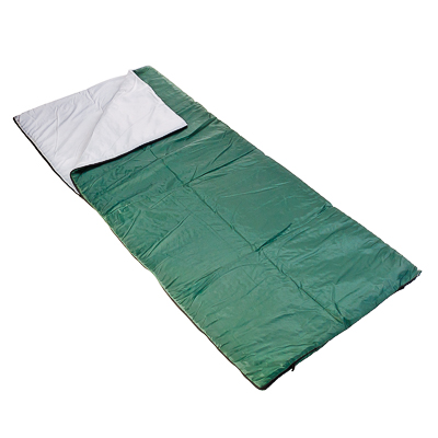 122-039 Спальник-одеяло 180х75см, термофайбер 170, 100% полиэстер, 1 слой 1х150 г/м2, CO2