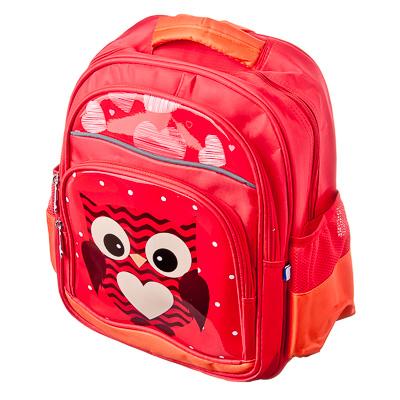 583-018 Сова Рюкзак для девочек, полиэстер, 35x29х14см, дизайн ГЦ