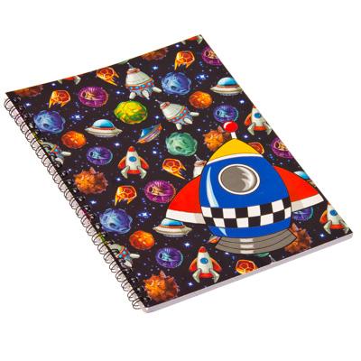583-028 Созвездия Блокнот в линейку 50 л., 21,5х16см, дизайн ГЦ