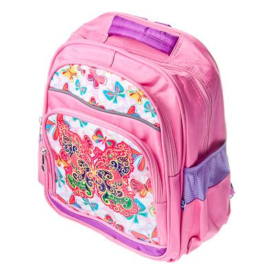 583-035 Веселый полет Рюкзак для девочек, полиэстер, 35x29х14см, дизайн ГЦ