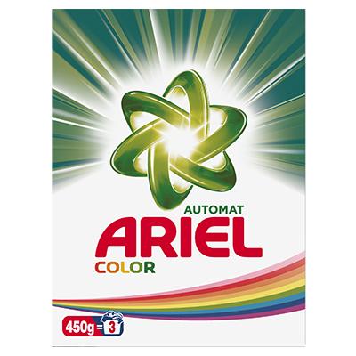 958-052 Стиральный порошок ARIEL Автомат Color к/у 450г