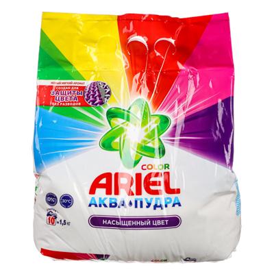958-054 Стиральный порошок ARIEL Автомат Color пэт 1.5кг