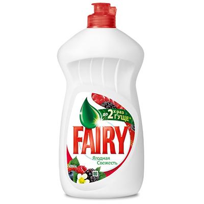 992-015 Средство для мытья посуды FAIRY Ягодная свежесть п/б 500мл