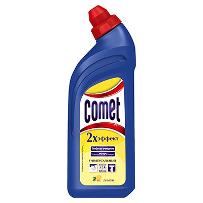 986-009 Чистящий гель Лимон COMET п/б 500мл