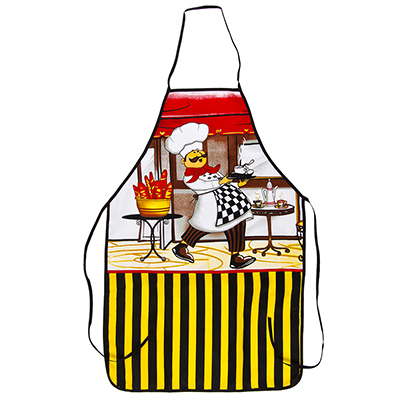 494-003 VETTA Итальянский повар Фартук, полиэстер, 51x76см, GC