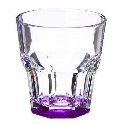 878-230 PASABAHCE Стакан Энжой Пепл 265мл, стекло, в ассортименте, арт.52705