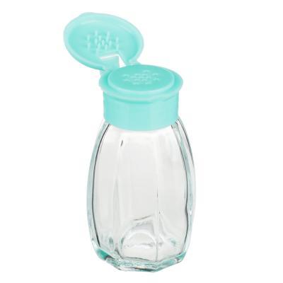 828-161 Набор для соли/перца, стекло, пластик, 3,5х7,5см