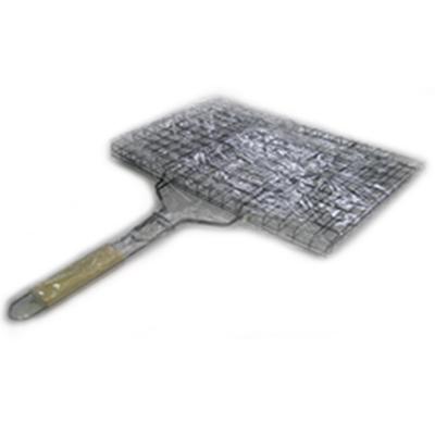"""104-027 Решетка для барбекю """"Универсальная"""", 435х285х18мм, металл, покрытие эмаль"""