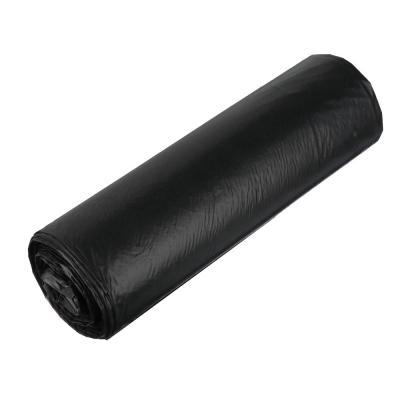 449-035 Мешки для мусора 160л, ПВД 25мкм, черные, 10 шт в рулоне, 101-031