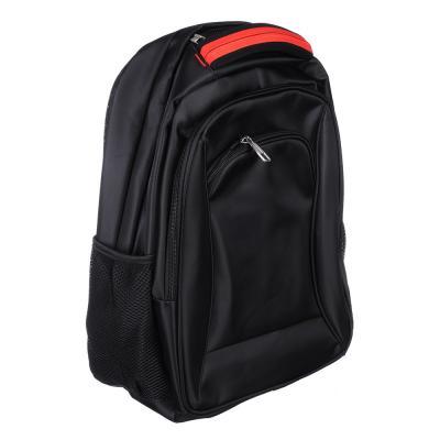 328-240 Рюкзак для ноутбука 30х42х15см, полиэстер, черный, СВ2016-1