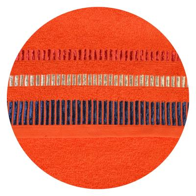 489-052 Полотенце для лица махровое, хлопок, 50х90см, 6 цветов, Spany Home
