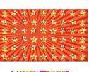 """583-073 Наклейка 15,3x9,2см, бумага, ассорти """"Звёздочки и смайлы"""", 54 элемента, арт.0-03-0018/0-03-0016"""