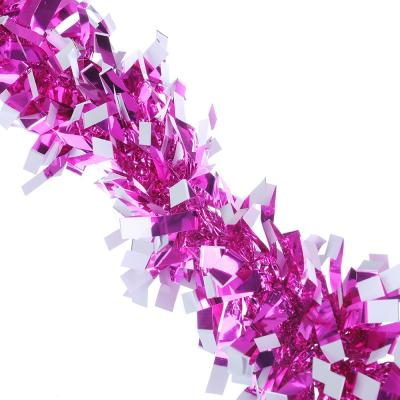 377-287 Мишура СНОУ БУМ 200х7см, ПВХ, 6 цветов, арт.11-03
