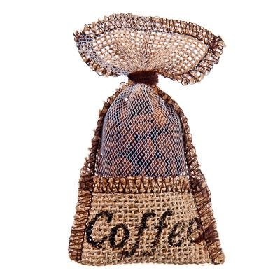 794-349 Автомобильный ароматизатор подвесной пакетик с кофе, 20 гр,NEW GALAXY