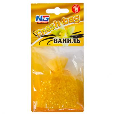 """794-351 Ароматизатор для автомобиля, аромат ваниль, """"Fresh bag"""" NEW GALAXY"""