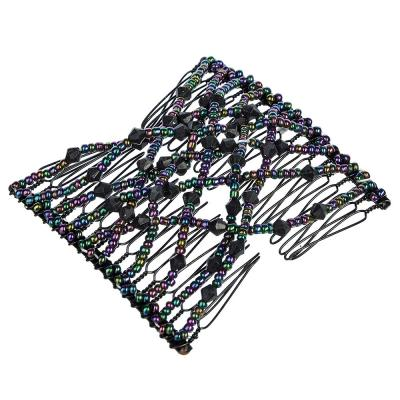 323-194 Заколка для моделирования прически, пластик, 3 цвета