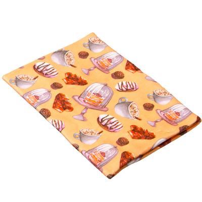 434-006 Полотенце кухонное, микрофибра, 38x58см