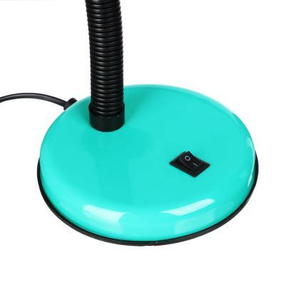 Лампа настольная, Е27, 28см, 40Вт, 220В, с выключателем, шнур 67см, 5 цветов-3