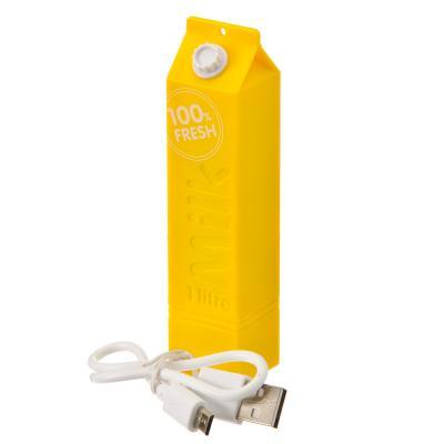 916-009 FORZA Аккумулятор мобильный, 2600А, 5V.1A, microUSB, 11см, 3 цвета