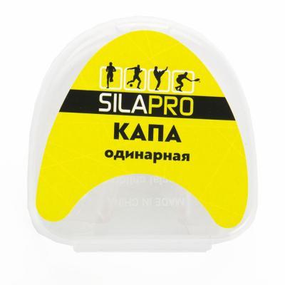 135-019 SILAPRO Капа одинарная, 7x2,5см, каучук