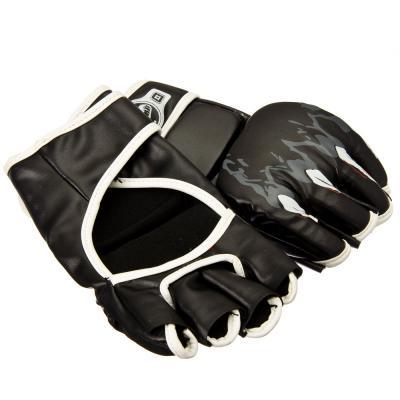 135-021 Перчатки MMA, поролон, искусственная кожа, 11,5x19 см, SILAPRO