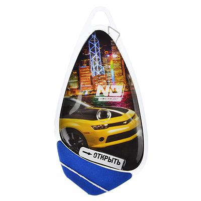 """794-365 Ароматизатор для  автомобиля, аромат ваниль, подвесной гелевый, """"Racer"""" NEW GALAXY"""