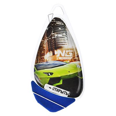 """794-368 Ароматизатор для  автомобиля, аромат бабл гам, подвесной гелевый, """"Racer"""" NEW GALAXY"""