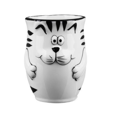 824-660 MILLIMI Милый котик Кружка, 310мл, керамика