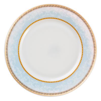 818-921 Кристина Тарелка десертная, опаловое стекло, 177мм, HP70T