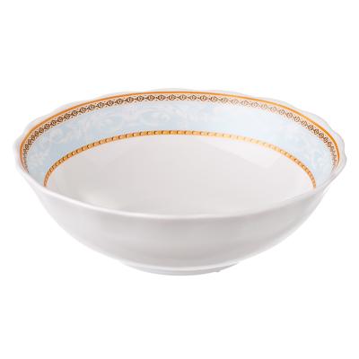 818-945 Кристина Салатник, опаловое стекло, 151мм, 412мл, HW60T